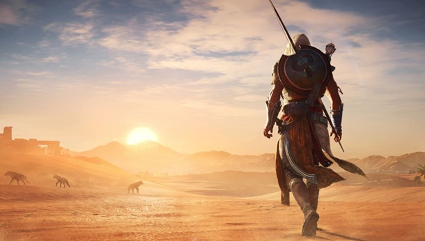 Lista de requisitos de Assassin's Creed Origins para PC.