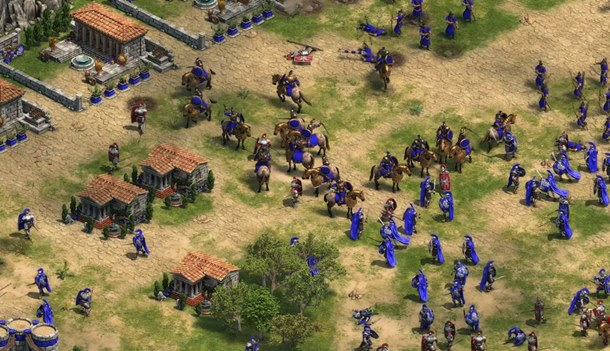 Se confirma: Age of Empires Definitive Edition retrasado unos meses.