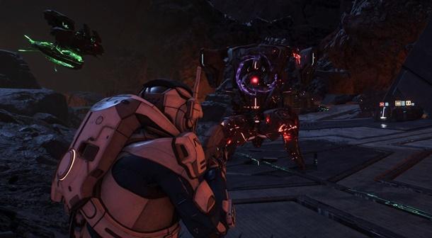 Mass Effect Andromeda en Origin Access disponible antes de que acabe el año.