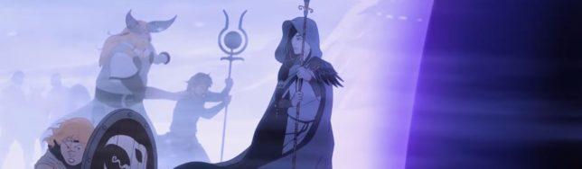 Esta es la primera imagen de Banner Saga 3, actualmente en desarrollo.