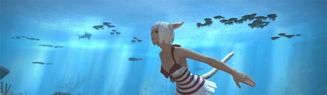 Nuevo parche de Final Fantasy XIV Stormblood