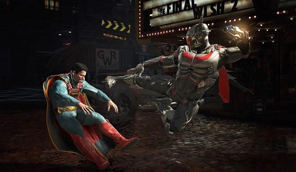 Se confirma el lanzamiento de Injustice 2 en PC.