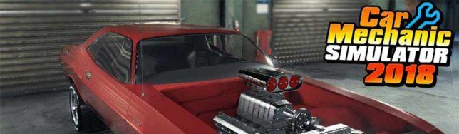 Car Mechanic Simulator 2018 llega a PC