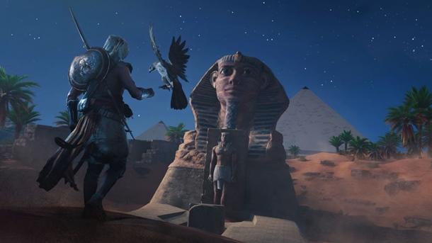 Todo lo que contendrá el pase de temporada de Assassin's Creed Origins y su edición Gold.