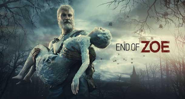contenidos descargables de Resident Evil 7 biohazard