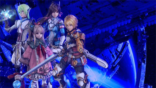 Star Ocean The Last Hope para PC