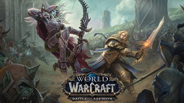 Blizzard estrena el tráiler de Battle for Azeroth, la nueva expansión de World of Warcraft.