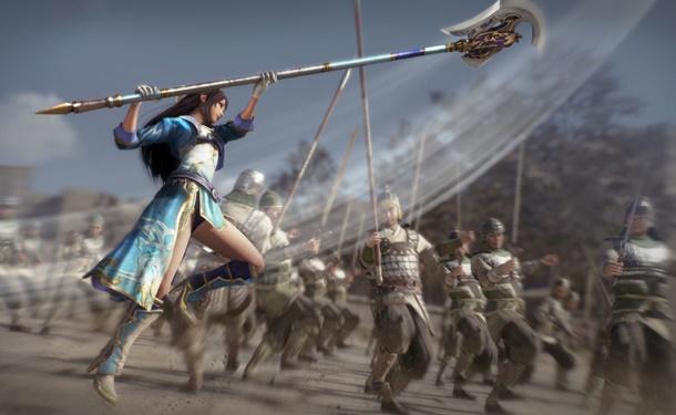 Ya puedes apuntar en tu calendario la fecha de lanzamiento de Dynasty Warriors 9 oficial.