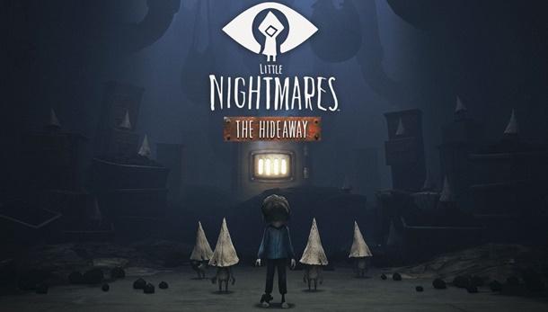 Little Nightmares The Hideaway disponible en todas las plataformas.