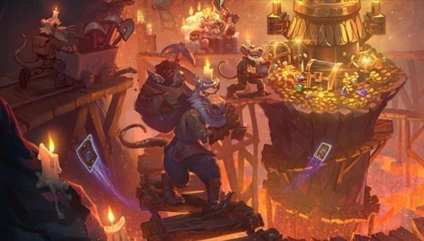 Se confirma la fecha de lanzamiento de Kobolds y Catacumbas para Hearthstone.