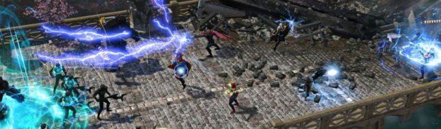 Disney anuncia el cierre de Marvel Heroes tras varios meses sin actualizaciones.