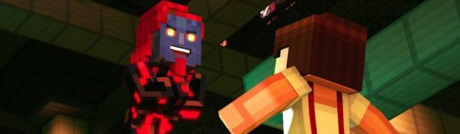 Descarga parte de la primera temporada de Minecraft Story Mode gratisen Windows Store.