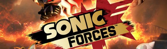 Tráiler de lanzamiento de Sonic Forces