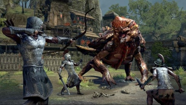 Prueba The Elder Scrolls Online gratis a partir de hoy.