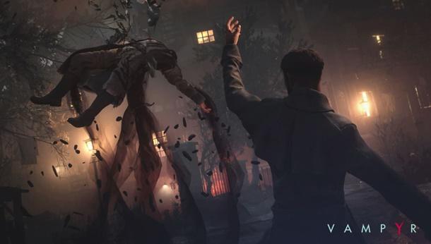 Vampyr no tendrá DLC que expandan su historia.