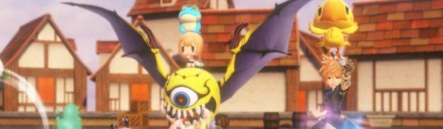 Desvelados los requisitos de World of Final Fantasy para PC.