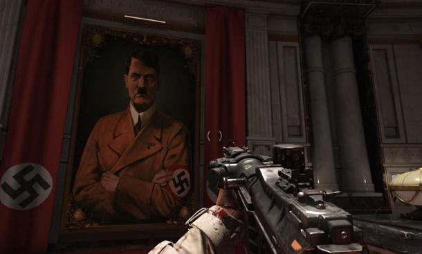 Así es la demo de Wolfenstein 2.
