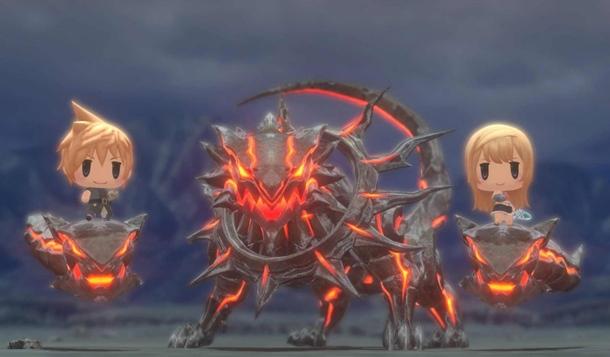 El lanzamiento de World of Final Fantasy en PC será a través de Steam a partir del próximo 21 de noviembre.