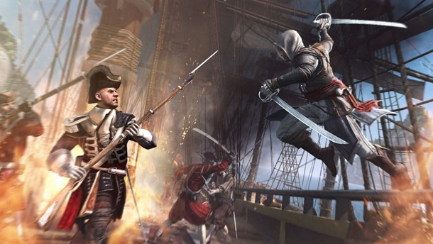 Ubisoft nos permite hacernos con Assassin's Creed Black Flag gratis para PC.