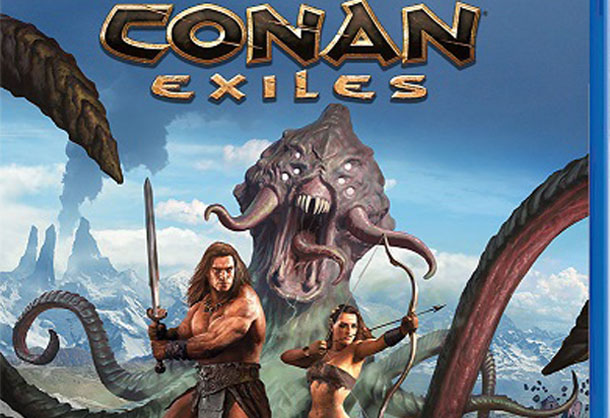 vídeos de Conan Exiles
