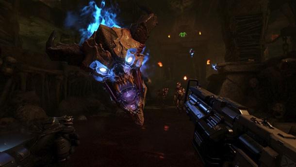 Lanzamiento de DOOM VFR en PC y PS4.