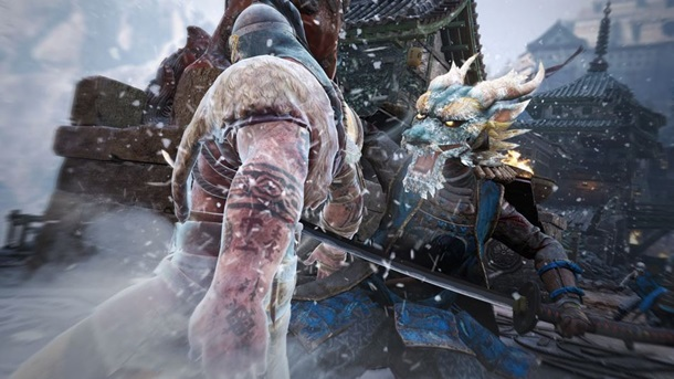 Detalles del Frost Wind Festival en For Honor.