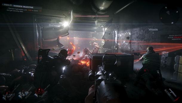 Primeras imágenes de GTFO para PC.