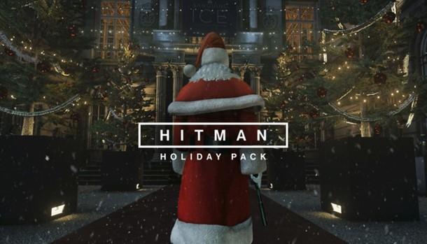 Con el Pack Navideño en Hitman podrás disfrutar de todas las misiones de París.