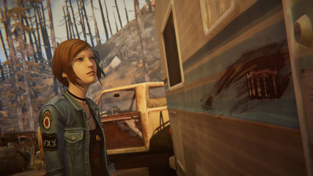 versión física de Life is Strange Before the Storm