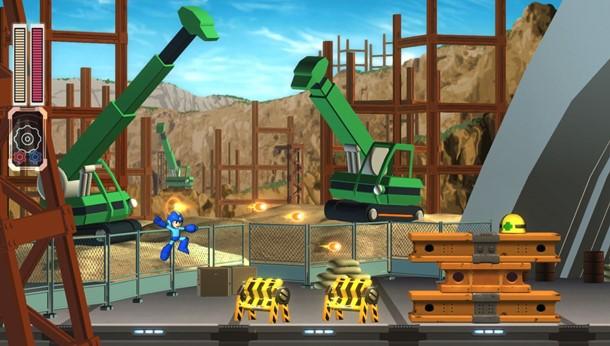 Primeras imágenes de Mega Man 11 para PC y consolas.