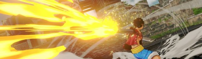 Captura de One Piece World Seeker para PC.