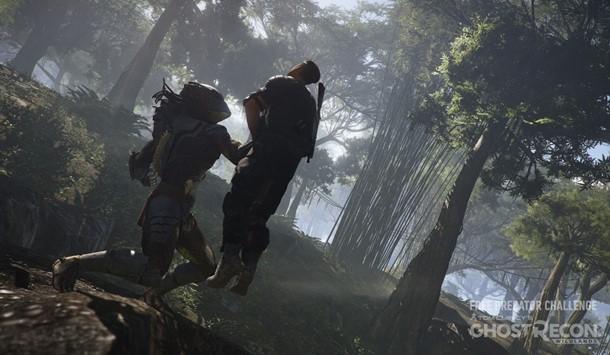 Detalles del evento Predator en Tom Clancy's Ghost Recon.