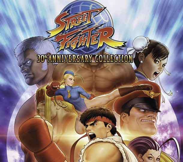 Street Fighter 30th Anniversary Collection para PC