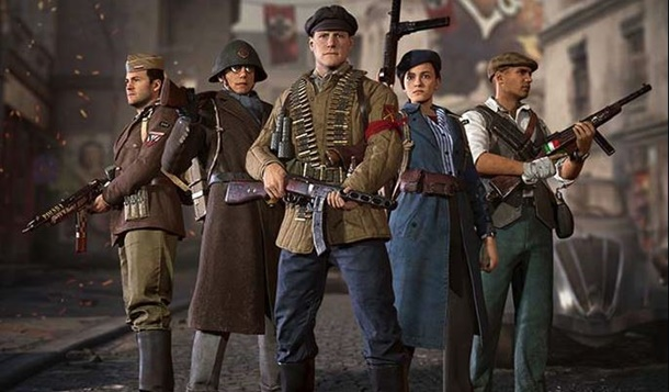 Estas son las actividades que podrás disfrutar durante el evento Call of Duty WWII The Resistance.