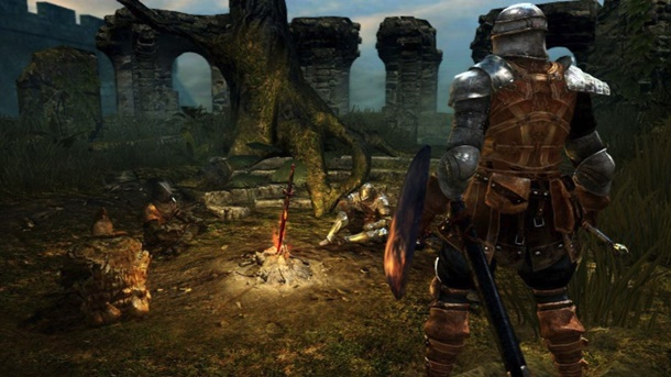 Bandai Namco niega que haya cross-play en Dark Souls Remastered.