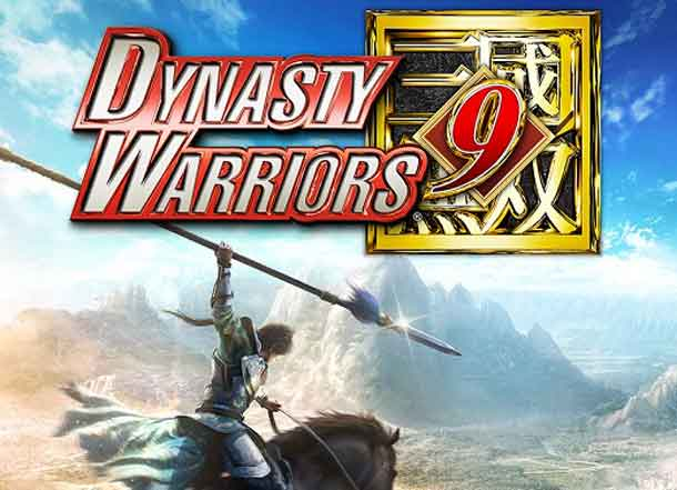 mundo abierto de Dynasty Warriors 9