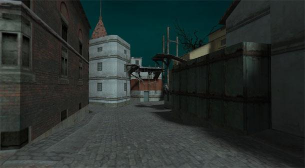 demake de Half Life 2