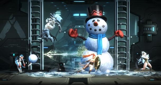 Hyper Universe free to play a partir del 17 de enero.