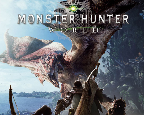 Monster Hunter World para PC