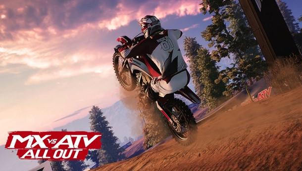 Nuevo tráiler y fecha de lanzamiento de MX vs ATV All Out.