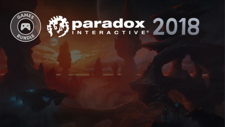 Stellaris y Pillars of Eternity en el Humble Bundle de Paradox Interactive.
