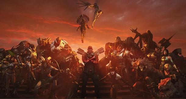 Epic Games confirma el cierre de Paragon.