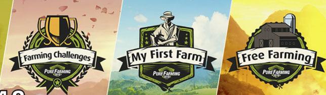 tráiler de Pure Farming 2018