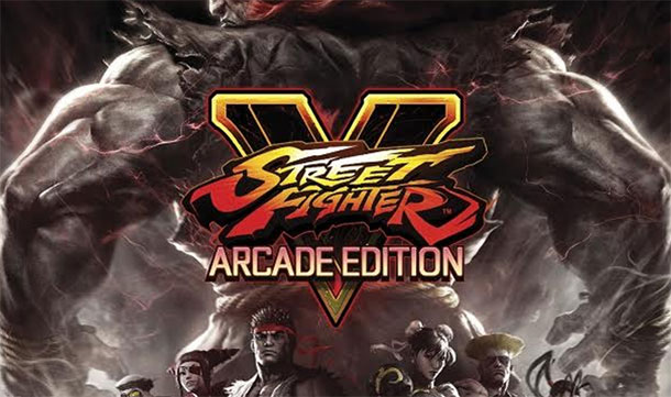 lanzamiento de Street Fighter V Arcade Edition