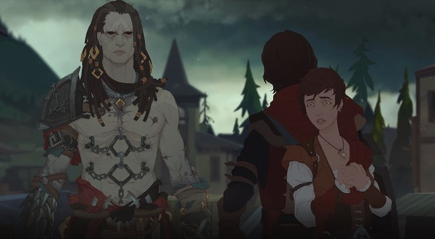 Ya puedes ver el tráiler de lanzamiento de Ash of Gods Redemption.