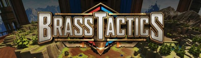 Ya puedes encontrar disponible Brass Tactics para Oculus Rift.