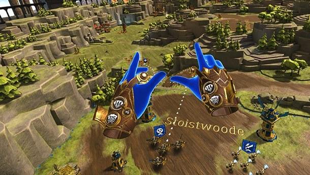 Ya puedes encontrar disponible Brass Tactics para Oculus Rift.