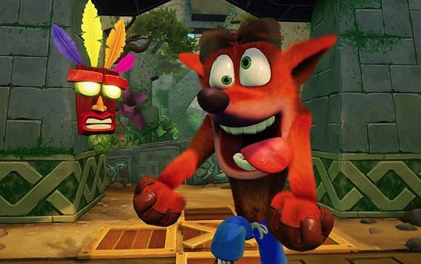 Todo apunta a que podríamos ver la trilogía de Crash Bandicoot en PC este mismo año.