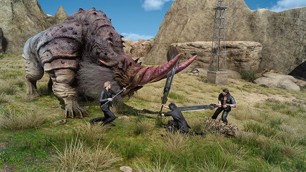 demo gratuita de Final Fantasy XV Windows Edition