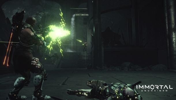 Todo sobre la fase de alfa cerrada de Immortal Unchained para PC.